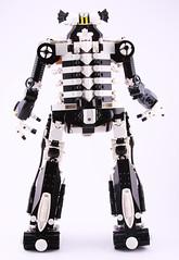 The Death Sentence - Make a Mech contest (Hammerstein NWC) Tags: skeleton toy death skull robot lego boobs zombie space scifi bones cyborg mecha intergalactic mech npu stahlhelm technomancy brickarms legomecha uclips