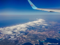 216/366 Farewell Menorca (crezzy1976) Tags: crezzy1976 photographybyneilcresswell photoaday 365 366challenge2016 day216 menorca mediterranean view abovetheclouds
