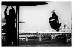 photo0_4 (mike.chernov) Tags: street white black snap panasonic parkour blackandwhitephotograph gf2