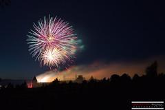 Fireworks Carcassonne of July 14, 2016 (Sbastien Pignol Photographie) Tags: cloud colors night canon fire star photo pics smoke firework medieval 40mm carcassonne feu artifice sebastien 14juillet 6d pignol