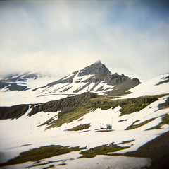 Oddskar (alex omarsson) Tags: holga canon9000fmll hringur2016 kodakportra400 ski