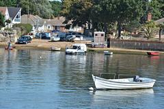 Van in Water (alotroy) Tags: vaninwater water launchshorelineboat launch van watersedge riverscene boat