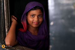 Innocent Face (jalam@machizo.com) Tags: deoganja color train poetrate kamalapur travel pepole
