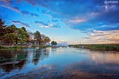 Drama over Ohrid Lake |  Struga, Summer2016 (Amer Demishi) Tags: dramaticsky drama struga macedonia ohridlake ohridskoezero naarohrid naar