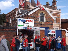 Everpool Diner (lcfcian1) Tags: liverpool fc leicester city anfield football sport merseyside epl bpl premier league liverpoolfc leicestercity liverpoolvleicester liverpoolvleicestercity lfc lcfc everpool diner everpooldiner
