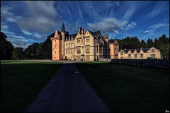 Brodie Castle (Lato-Pictures) Tags: scotland castle schloss