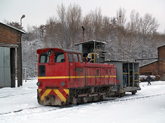 LYd2  06 Faur [24366/1981] (Petr Patoka) Tags: cementowniaodra cementfactory odra opole polsko polska dieselengine faur faur23august