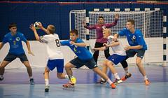 Ukraina - Suomi (1/2) (aixcracker) Tags: nikond3 ehf m18 european championship varna bulgaria bulgarien ukraine ukraina finland suomi iso3200 handball handboll ksipallo august augusti elokuu sport sports urheilu team lag joukkue