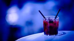 Mojito strawberry cocktail (Juaberna) Tags: mojito strawberry cocktail bokeh