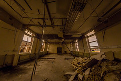 Bucknall Hospital, Stoke on Trent, Staffordshire (Raven Photography by Jenna Goodwin) Tags: bucknall bucknallhospital urbex stokeontrent staffordshire hospital abandoned urbexing