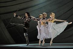 Iain Mackay, Yvette Knight, Celine Gittens, Delia Matthews (DanceTabs) Tags: dance ballet brb birminghamroyalballet dancers classocalballet shakespeare