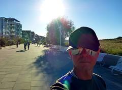satte Sonne am Strand von Warnemnde ( Percy Germany  ) Tags: warnemnde warnemndestrand strandwarnemnde warnemnderstrand percygermany schneswetter schneswetteramstrand schneswetteramstrandvonwarnemnde sonnesatt wwwpercygermanycom percygermanycom twittercompercygermany selfpic man male ich dasich september2016 unterwegs selfi