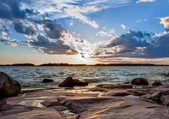 103 (anna.paavola) Tags: sunset lauttasaari helsinki finland