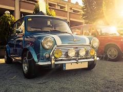 Vintage Cars (David Cucaln) Tags: davidcucalon cars flareeffect vintage oldcars lights clasico retro cucalon luces ciudad