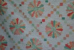 DSC_0562 (quiltedcottage1) Tags: artgalleryfabrics dresdenplate irishchain quilt winged