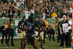 Football-vs-Eastern Michigan, 9/17, Chris Crews, DSC_8403 (Niner Times) Tags: 49ers cusa charlotte d1 emu eagles eastern fbs football michigan ncaa unc uncc ninermedia