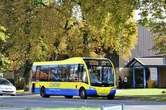 'Anna' (stavioni) Tags: courtney buses bus optare solo 151 anna yj62fcc