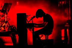 Radiohead Summer Sonic III (China Chas) Tags: fv5 radiohead jonnygreenwood piano 2016 japan kansai osaka summersonic summersonic2016 zs50 festival livemusic musicfestival