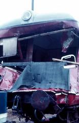 VT 113  Menzingen  14.02.76 (w. + h. brutzer) Tags: menzingen eisenbahn eisenbahnen train trains deutschland germany railway dieseltriebwagen dieseltriebzug vt zug lokomotive locomotive sweg webru analog nikon