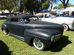 1941 Mercury (bballchico) Tags: 1941 mercury merc chopped 2door bobgomes satansangelscc custom 40s billetproof billetproofantioch