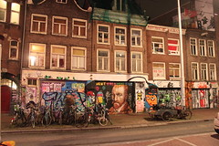 Amsterdam, 2013 (alexeypolosin) Tags: amsterdam city vangogh night