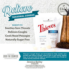 01-Fall Thieves Cough Drops (Jessica Bailey YLEO) Tags: yleo essential oils young living autumn fall recipes wellness oil oily mom body system support