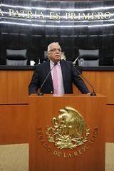 Dip. José Ramón Martel López (DIPUTADOS FEDERALES DEL PRI.) Tags: republica en del de la el senado sesion pri permanente comision diputados participación