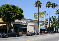 Ed Wood (On Location in Los Angeles) Tags: losangeles location hollywood johnnydepp filming sarahjessicaparker billmurray belalugosi edwood jeffreyjones martinlandau patriciaarquette