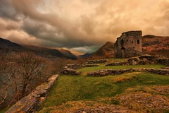 Dolbadarn Castle (Andy Watson1) Tags: park winter lake mountains castle andy water wales clouds canon landscape march countryside ruins scenery moody view britain united great north sigma kingdom mount national valley watson gb snowdon welsh llanberis snowdonia atmospheric 2012 peris llyn dolbadarn dolbadarncastle snowdonianationalpark llynperis