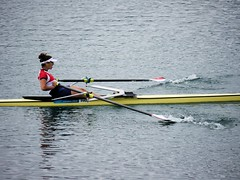 Paraguay womens single scull