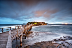 La Perouse sunset (Luke Tscharke) Tags: longexposure sunset night geotagged sydney australia nsw laperouse 5d3 geo:lat=3399053602596627 geo:lon=15123196491884914