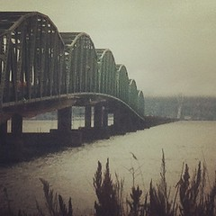 Goodbye Washington State. Hello Oregon! (Double B Photography) Tags: square squareformat rise iphoneography instagramapp uploaded:by=instagram