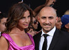 Charisma Carpenter and Mike Rossi at the Los Angeles Premiere of The Expendables 2 at Grauman's Chinese Theatre. Hollywood, California
