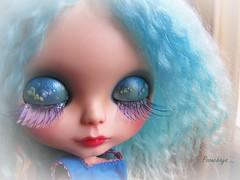 Blue Curl 4