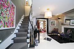 Knightsbridge House SW3 Entrance hall (Dowling Jones Design) Tags: house london marketing estate property knightsbridge agent designed bespoke sw3