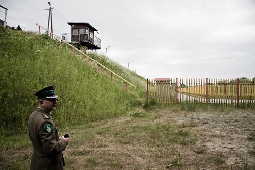 Poland-Belarus border (UNHCR Central Europe) Tags: bug river border poland belarus bordercrossing centraleurope borderguards terespol seekingforsafety polandbelarusborder