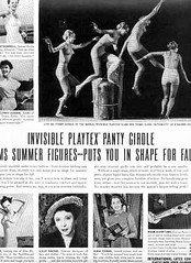12 (Undie-clared) Tags: living girdle playtex