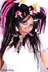 ThaGataNegrra (Tha TRUE ORIGINAL GATA) Tags: original woman black girl true cat hair model colorful kei goth nj makeup kitty pirate harajuku kawaii gata meow neko colourful newark visual schoolgirl dreads negra kuro synthetic alternative nyan catears pantera kuroneko plussize cyberlox monsterfur kurohyou plushsize thagatanegrra synthlox trueoriginalgata thaoriginalgata catlikepersona kawaiikuroneko diosaanimanga