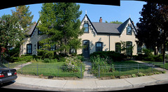 Panorama 14 v2 (collations) Tags: houses toronto ontario architecture gothic victorian documentary vernacular streetscapes cottages gothicrevival builtenvironment urbanfabric workerscottages gothicrevivalstyle victoriancottages gothiccottages