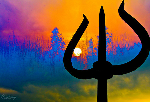 Shiva Trishul - Meaning and Significance of Lord Shiva Trishul