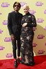Wiz Khalifa and Amber Rose 2012 MTV Video Music Awards, held at the Staples Center - Arrivals Los Angeles, California