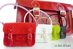 Satchel Bag miniature for Blythe dolls