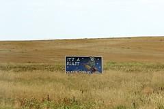 Wall Drug Billboard (the_mel) Tags: wall southdakota highway cowboy billboard advertisement drug blast i90 walldrug rocket90