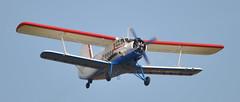Antonov (PZL-Mielec) An-2TP (Colt) - HA-MKF - The Duxford Air Show 2012 (Rob Lovesey) Tags: show air duxford colt 2012 the antonov hamkf pzlmielec an2tp