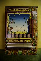 Kunstautomat / artmachine (diwan) Tags: city colour art canon germany geotagged deutschland eos place kunst magdeburg stadt farbe 2012 saxonyanhalt sachsenanhalt artmachine canoneos650d kunstautomat volksbadbuckau geo:lon=11637497 geo:lat=52106373