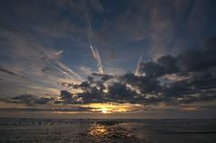 (hetty m) Tags: beach strand zonsondergang noordholland strekdam noordzeekust