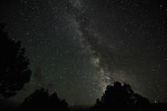 The Milky Way (Rubicon Explorer) Tags: sky west night stars star utah galaxy astronomy universe kanab stargazing milkyway deersprings