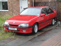 1993 Vauxhall Carlton GSi 3000 24v (GoldScotland71) Tags: carlton 1993 3000 1990s vauxhall gsi mk3 24v c7egy