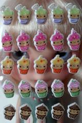167/365 Pwetty cupcakes!