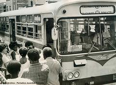 Hino RC 300 Urbano Ruta 20 Santiago de Cuba (Adrian (Guaguas de Cuba)) Tags: bus volvo gm havana cuba habana hino omnibus guagua giron oldbus ikarus americanbus japanbus omnibusnacionales